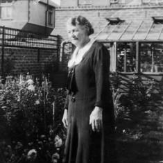 Emily Newbold, nee Budd. c1930