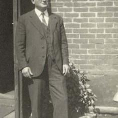 Edward Bone in later life.