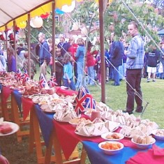 Jubilee Tea on Glenthorne Green