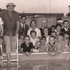The School Swimming School, which no longer exists.