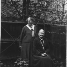 Sophia Budd & Emily Newbold