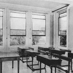 Westbury House School classroom