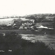 This view of Frogmore was sent as a post card by 'Winnie', c 1900