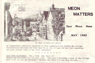 The first edition of Meon Matters.
