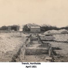 Excavation 1919 - 1923