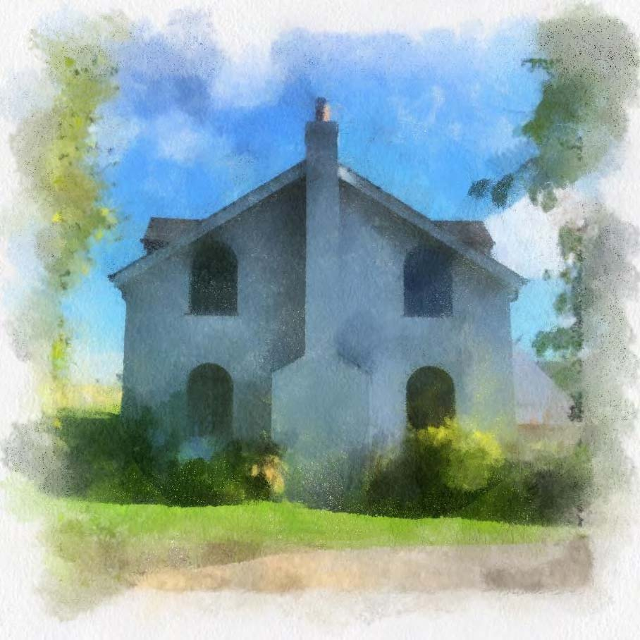 Stroud Primitive Methodist Chapel, by David Hopkins