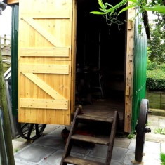The Shepherd's Hut which had been owned by John Cook
