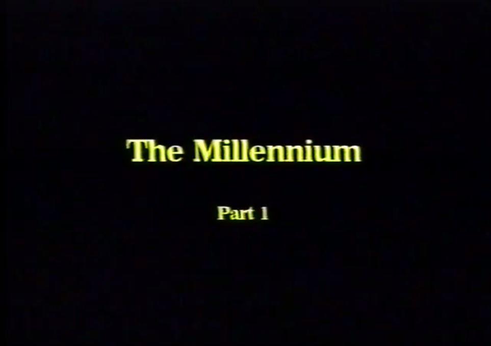 Millenium part 1