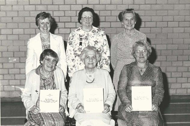 British Legion, certificates to founder members