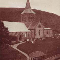 Date unknown, possibly between the two world wars, re-leading the church roof has been a regular expense, often following theft of the lead.