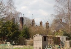 Chimneys and Allotment