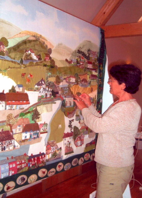 Finishing the Millennium Tapestry