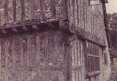 Corner of Tudor House