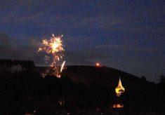 Fireworks for the Diamond Jubilee