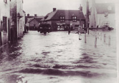 Flooded High Street