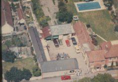 Glenthorne Garage aerial view