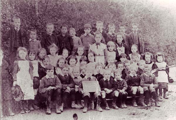 Group of Schoolchildren