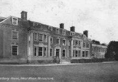 Postcard of Westbury House