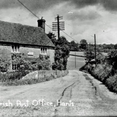 Langrish Post Office was also established in the 19th century on the corner of the Green and the Petersfield Road.