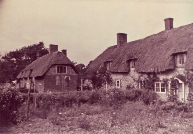 Paupers' Cottages