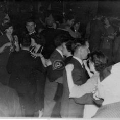 From a collection of photos from the 1959s discovered at ye Olde George Inn
