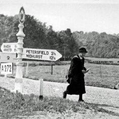 Langrish Postlady