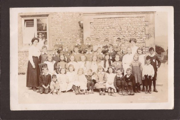 East Meon School Photo