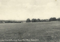 Westbury House Cricket Ground