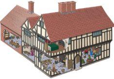 Model of the Tudor House