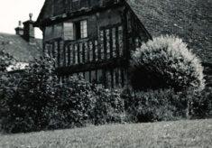 Tudor House and Lawn