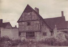 Tudor House from the south