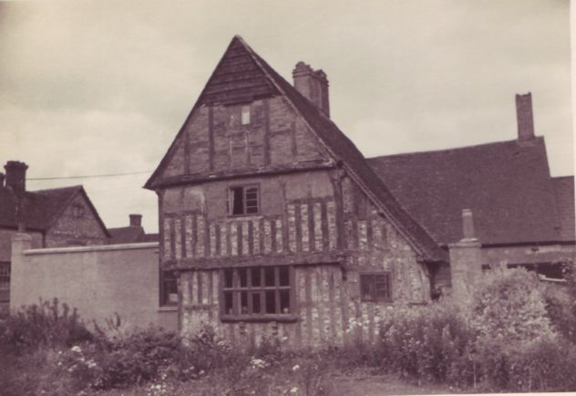 Tudor House from the south