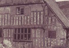Tudor House from south