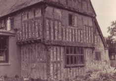 Tudor House and part of garden