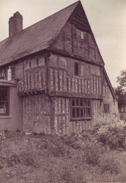 Tudor House and part of garden