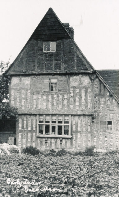 Tudor House North Gable