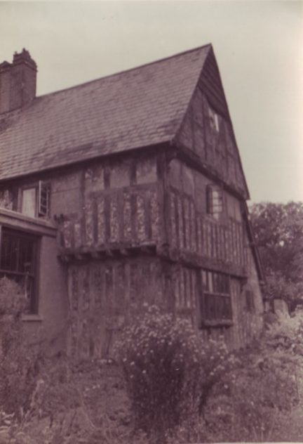 Tudor House from the South-East