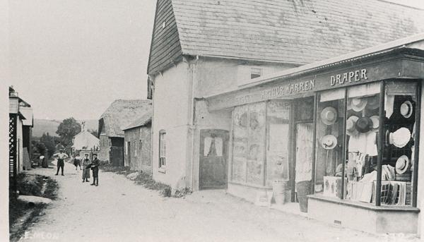 Warren's Shop on Workhouse Lane