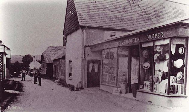 Warren's Shop and Tudor House