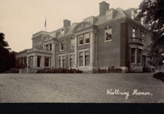 Westbury House from North-West