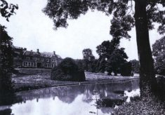Westbury House and Stream