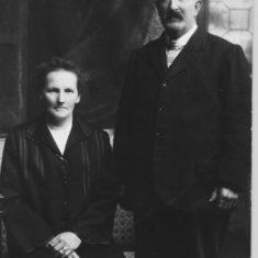 Arthur & Anne Budd