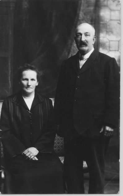 Anne and Arthur Budd