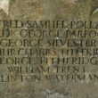 Names of WWII Fallen (P-W)