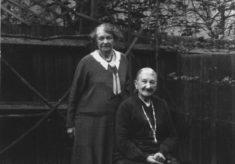Sophia Budd and Emily Newbold
