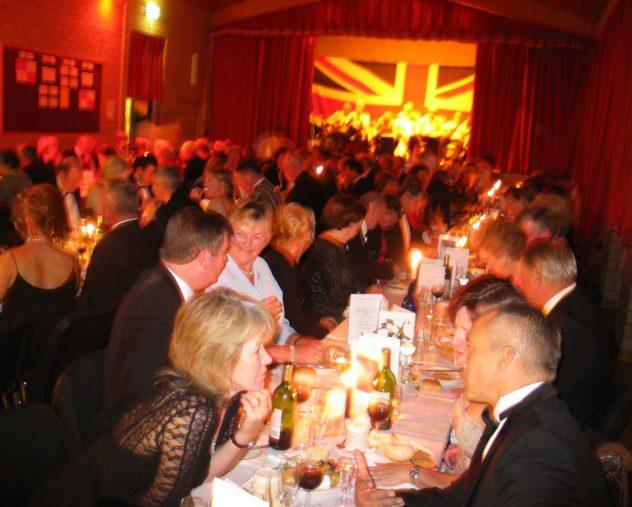 Trafalgar Dinner