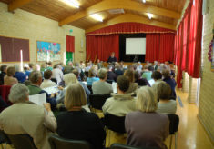 Village Hall Meeting