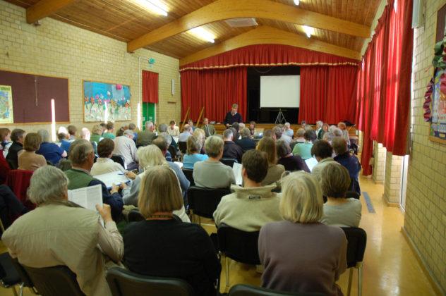 Village Hall Meeting