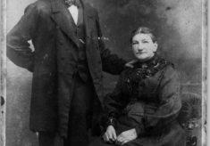 William and Sophia Harriet Budd