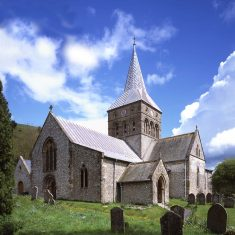 East Meon church SW view by Dr John Crook | Dr John Crook